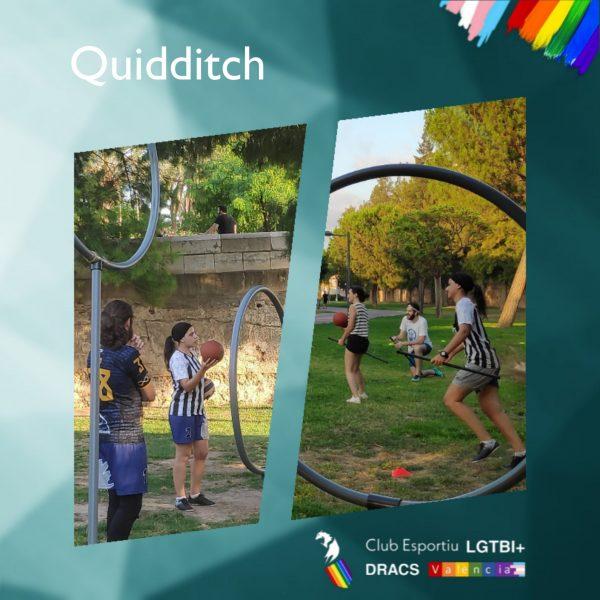 Stage Quidditch