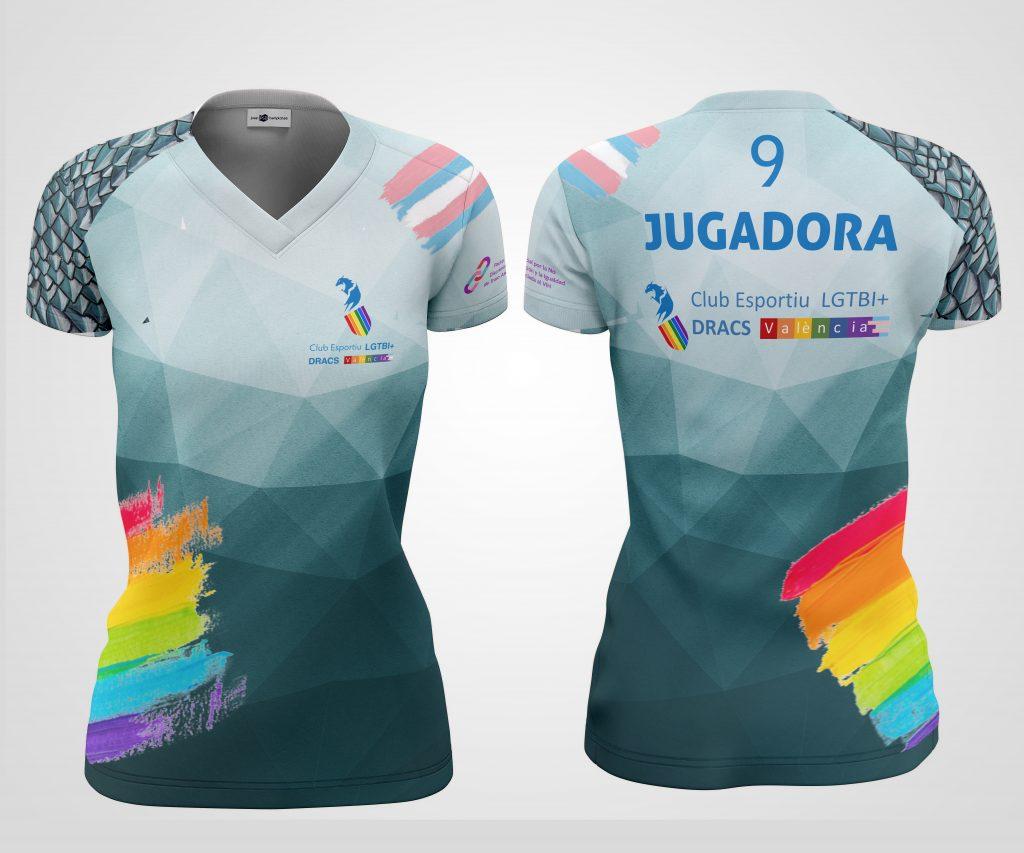 Equipación C.E. LGTBI+ DRACS València 2020