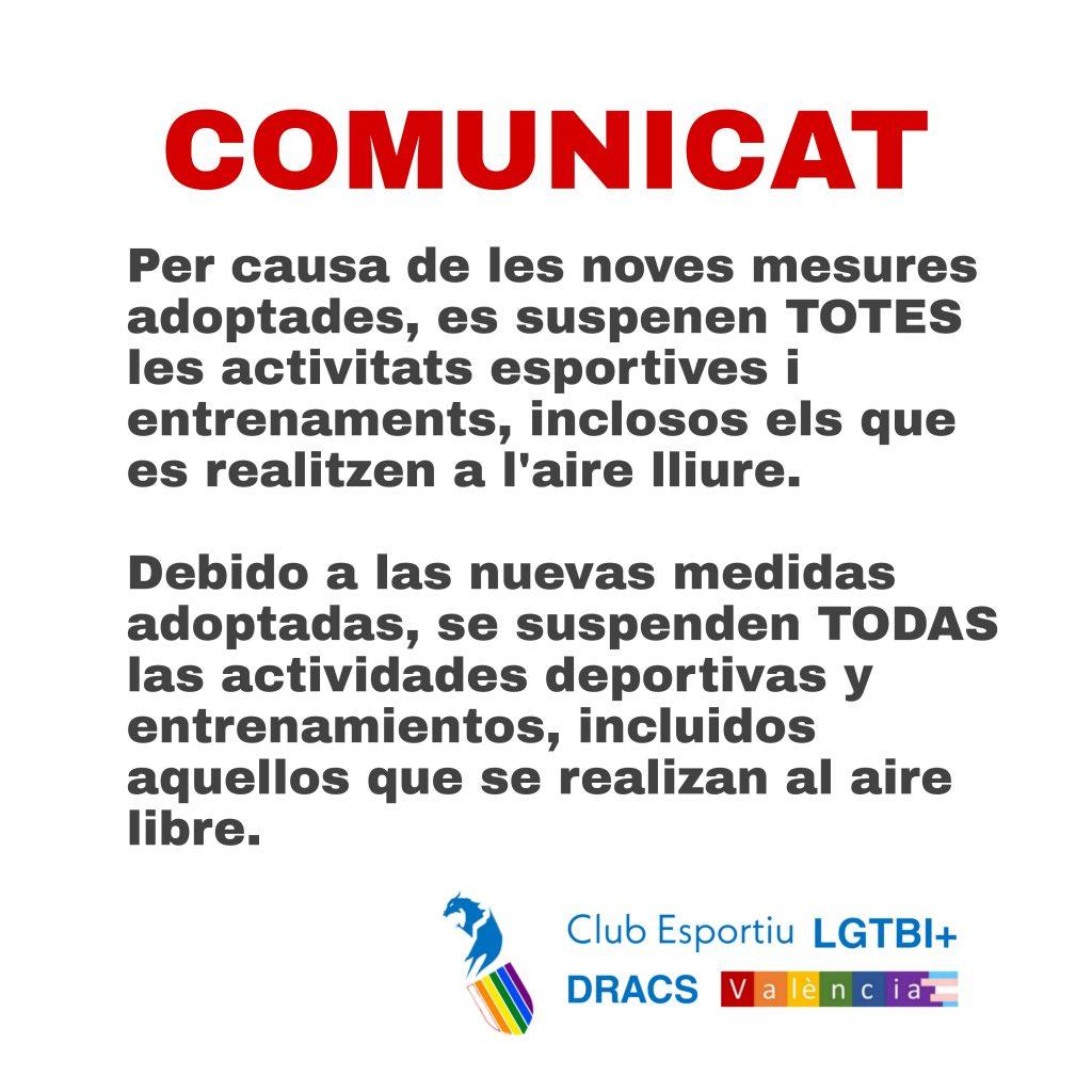 COMUNICADO: