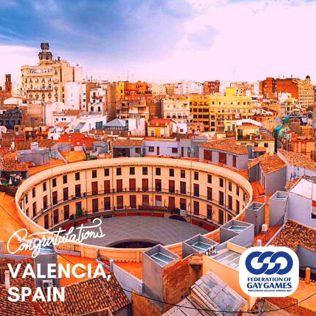 València entre les tres finalistes a ser seu dels GAI GAMES 2026