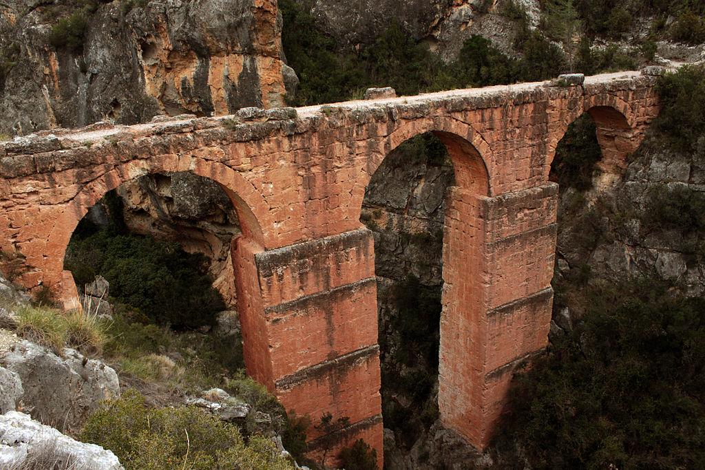 Apunta't a la ruta de l'Aqüeducte de Penya Cortá el 30/05/2021